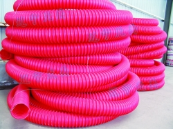 PVC电力通讯工程波纹管
