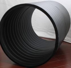 HDPE增强中空壁缠绕排水管材