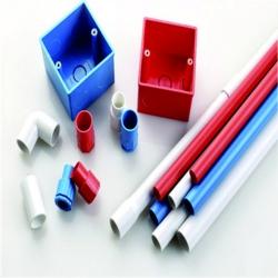 PVC刚性阻燃管