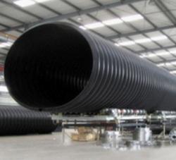 钢带增强聚乙烯(PE)螺旋波纹管材