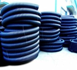 PE碳素螺旋波纹管